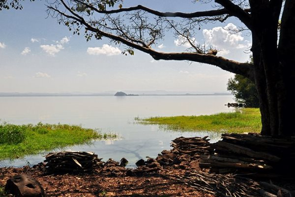 Lake Tana is the source of the Blue Nile