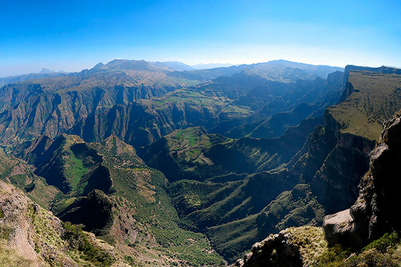 Simien mountain tours
