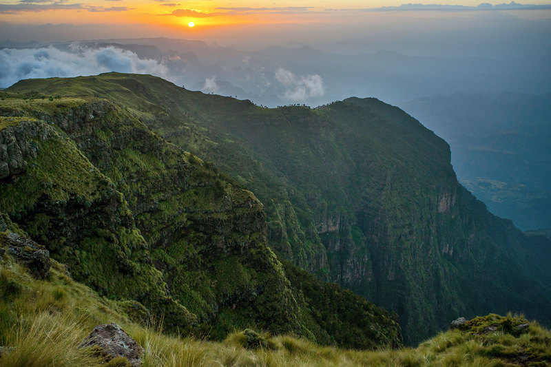 simien eco trekking