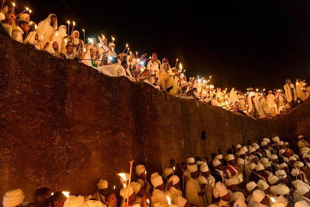christmas around the world ethiopia