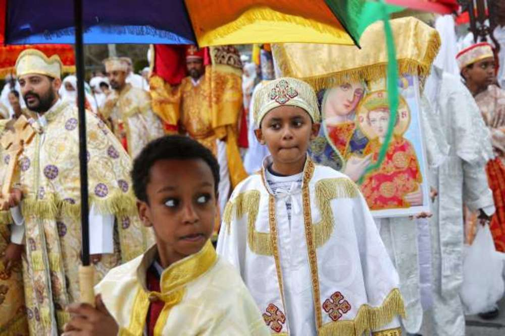 epiphany in gondar