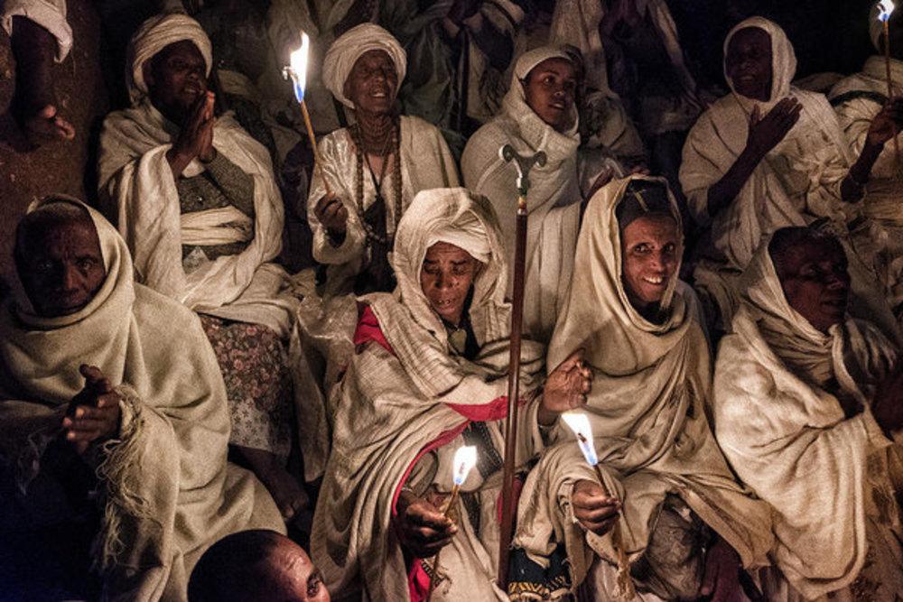 Ethiopian Christmas Celebration | Worqamba Ethiopian Holidays